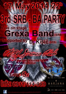 srb party II